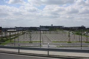 Bildergalerie berlin schoenefeld for Tegel flughafen anfahrt